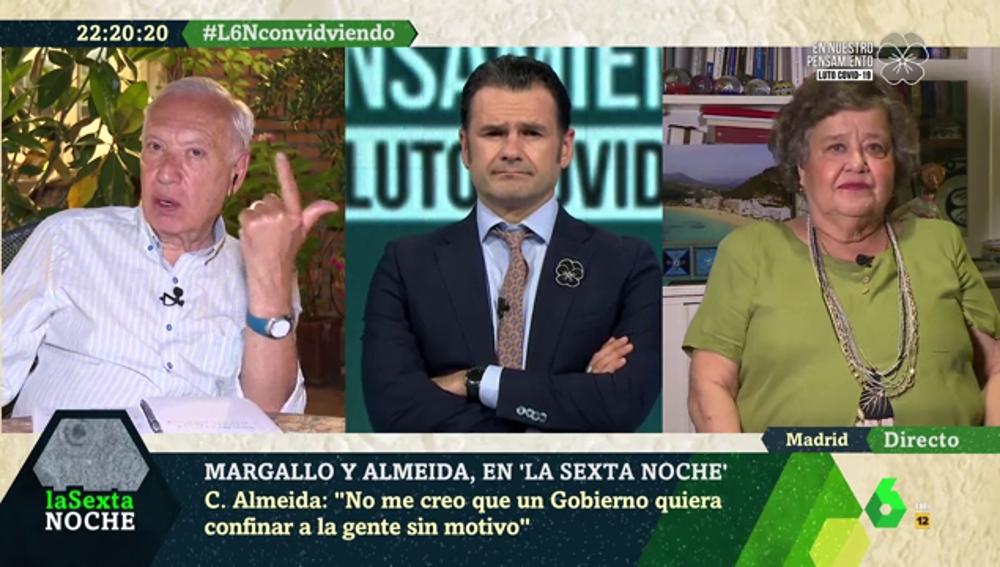 """García-Margallo: """"Estoy muy lejos de Vox, pero el lenguaje de Iglesias fue tabernario"""""""