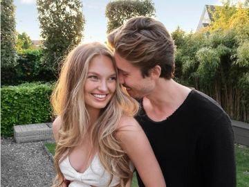 La modelo Romee Strijd anuncia que está embarazada