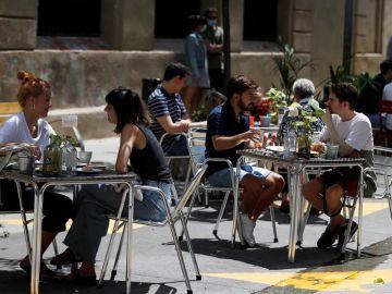 Terrazas en Barcelona