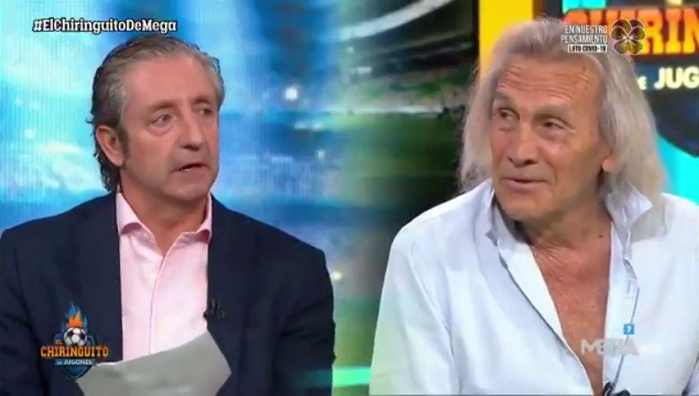 """Josep Pedrerol recuerda su peor momento al volante: """"Se me levantó el capó en plena autovía"""""""