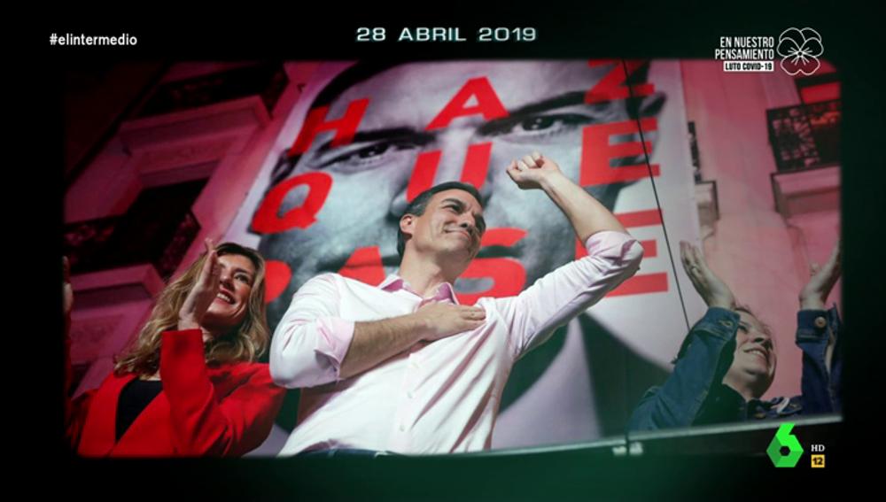 """Línea cronológica de Sánchez desde la moción de censura: """"Si hubiera sabido lo que ahora se habría encerrado en el bar con Rajoy"""""""