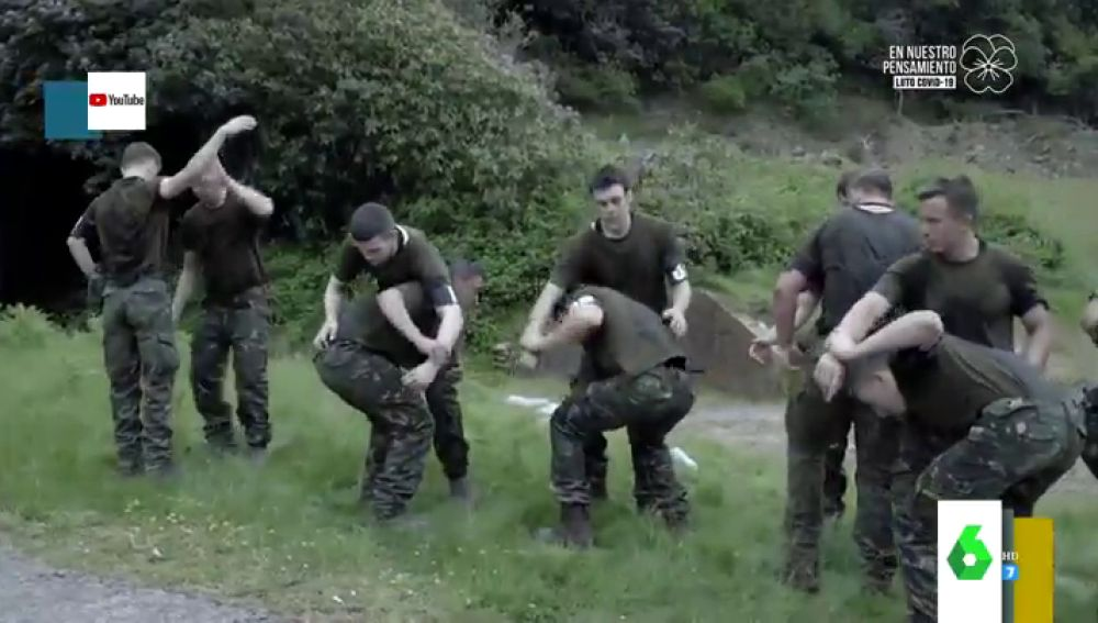 Murph, SAS estos son los entrenamientos militares más extremos