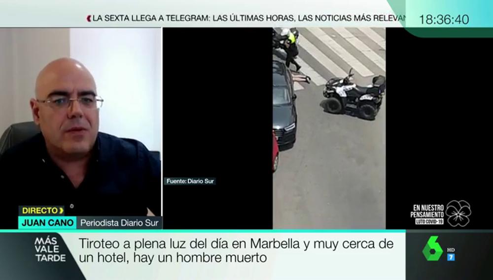 Muere un hombre en un tiroteo por un supuesto ajuste de cuentas en Marbella