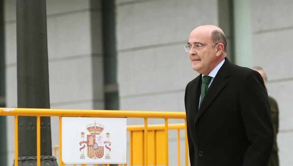 Imagen de archivo del coronel de la Guardia Civil Diego Pérez de los Cobos.