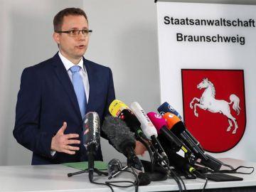 El portavoz de la Fiscalía de Braunschweig, Christian Wolter.