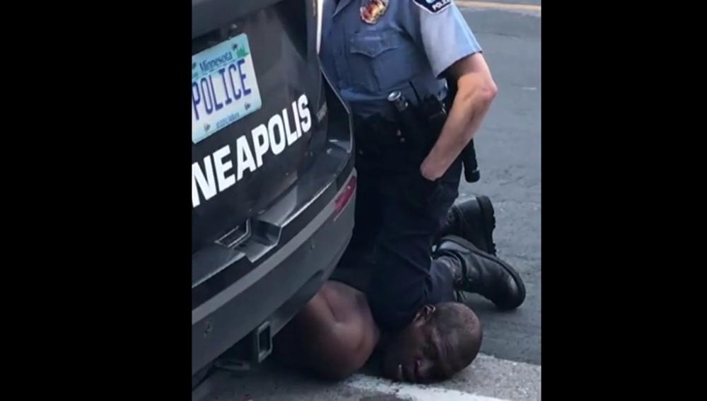 El homicidio racista que devolvió el foco al racismo y a la brutalidad policial en plena pandemia de coronavirus
