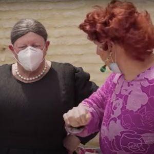 'La nueva normalidad', la parodia de Los Morancos sobre el uso de la mascarilla