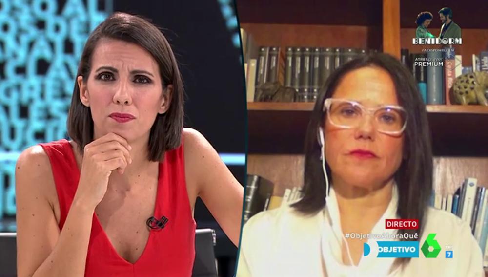 Ana Pastor entrevista a Cintia Pascual