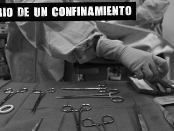 La operación