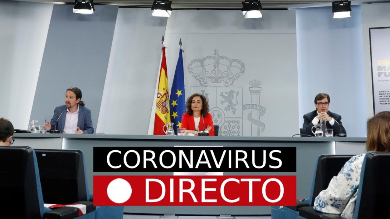 Nueva normalidad por coronavirus en España hoy, muertos, casos y noticias de última hora, en directo