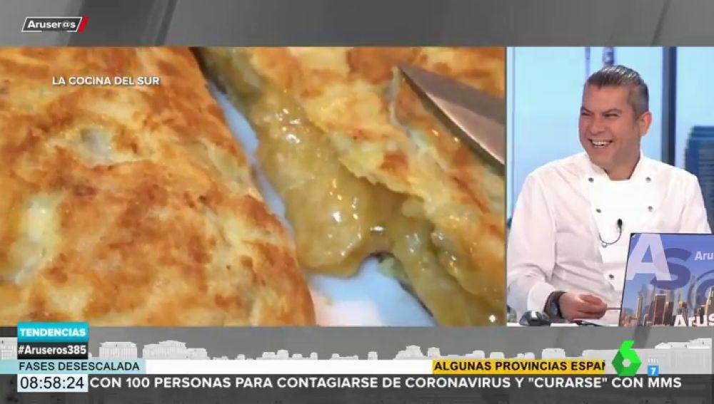 La receta de la tortilla de patatas chips de Ferran Adrià que ha conquistado al The New York Times