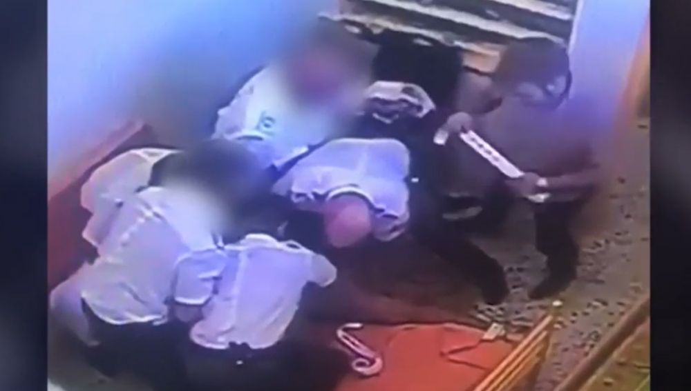 Un vídeo demuestra que el joven que murió en un centro de menores de Almería no opuso resistencia