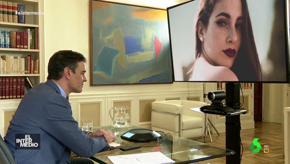 Vídeo manipulado - Pedro Sánchez aprende a maquillarse con un tutorial de Youtube