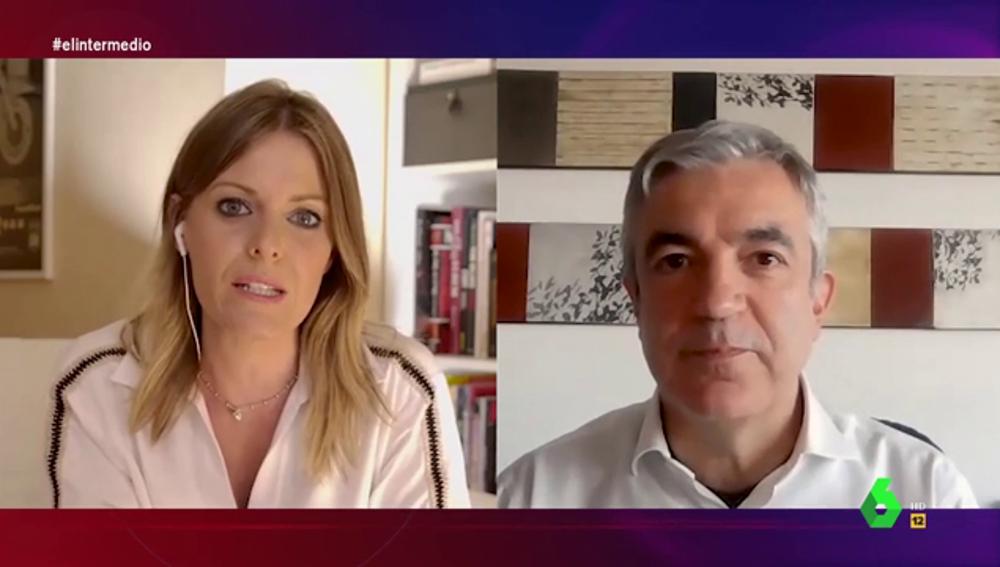 """Luis Garicano (Cs) critica los enfrentamientos en el Congreso: """"En el Parlamento Europeo no hay incentivos para liarla"""""""