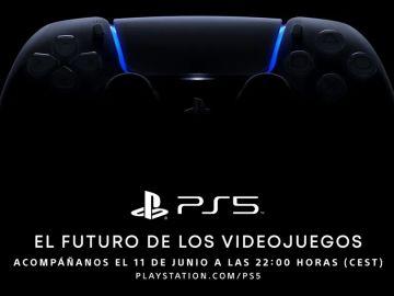 El jueves 11 de junio, a las 22:00 horas, presentación de la PlayStation 5