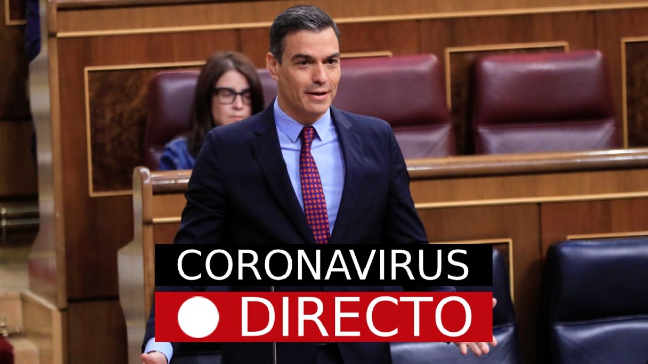 Debate sobre el decreto de la nueva normalidad, el cambio de fase y el Ingreso Mínimo Vital por el coronavirus en España, en directo