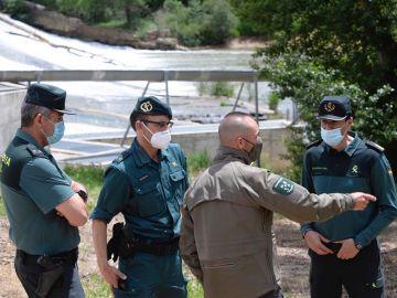 La Guardia Civil da por finalizada la búsqueda del presunto cocodrilo en Valladolid