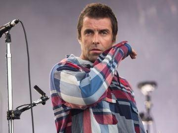 Liam Gallagher, exlíder de Oasis