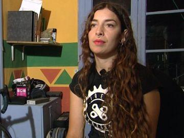 Nuria Soto, rider y portavoz de Riders x Derechos