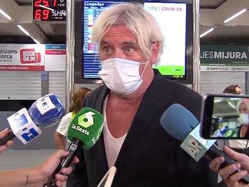 Llegan los primeros turistas alemanes a Baleares de los casi 11.000 que recibirán para la prueba piloto