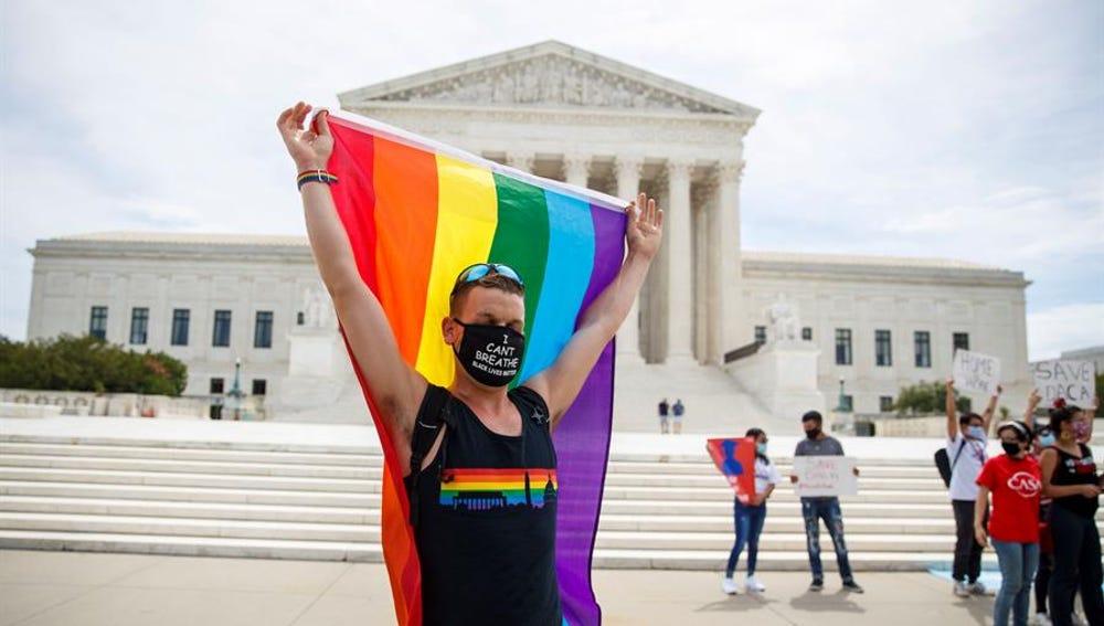 El Supremo de Estados Unidos ampara a la comunidad LGTBIQ contra la discriminación laboral