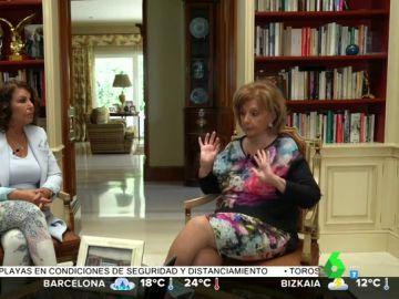 María Teresa Campos se convierte en 'youtuber'