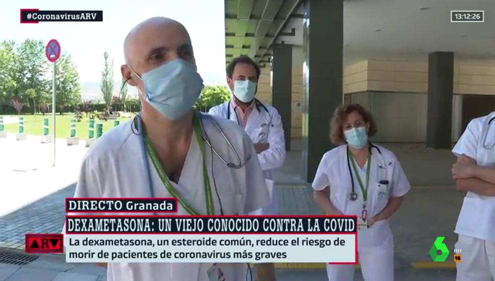 El doctor español que se adelantó a Oxford: aplica desde hace tres meses un corticoides como la dexametasona en pacientes con coronavirus