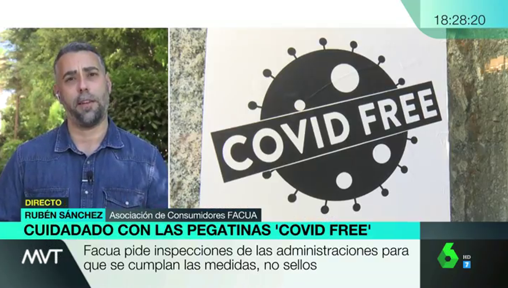 """Ni establecimiento 'covid free' ni tasa covid: """"Cumplir la ley no se puede cobrar aparte"""""""