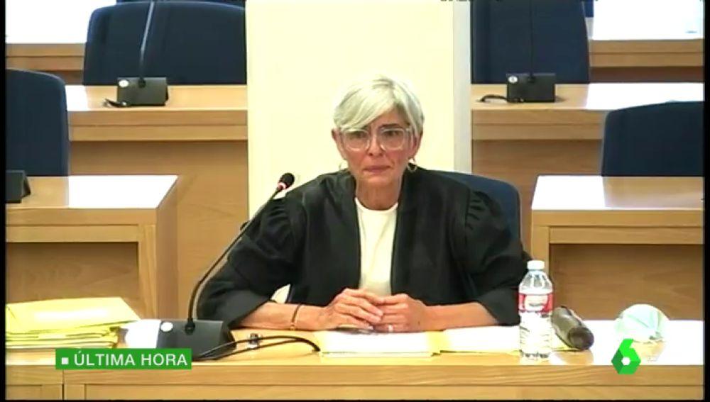 """La abogada de Trapero rompe a llorar en el juicio: """"Un ciudadano de un pueblo libre no puede expiar faltas que no son suyas"""""""