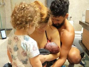 Miesha Tate, tras a dar a luz en el baño