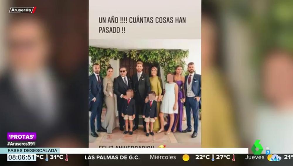 El polémico gesto de Lorena Gómez que ha avivado los rumores de su mala relación con Pilar Rubio