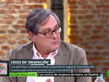 """Francisco Marhuenda: """"Podemos me ha defraudado porque ya son sistema y casta"""""""