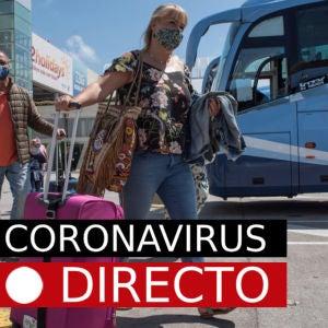 Nueva normalidad por coronavirus en España hoy, última hora en directo