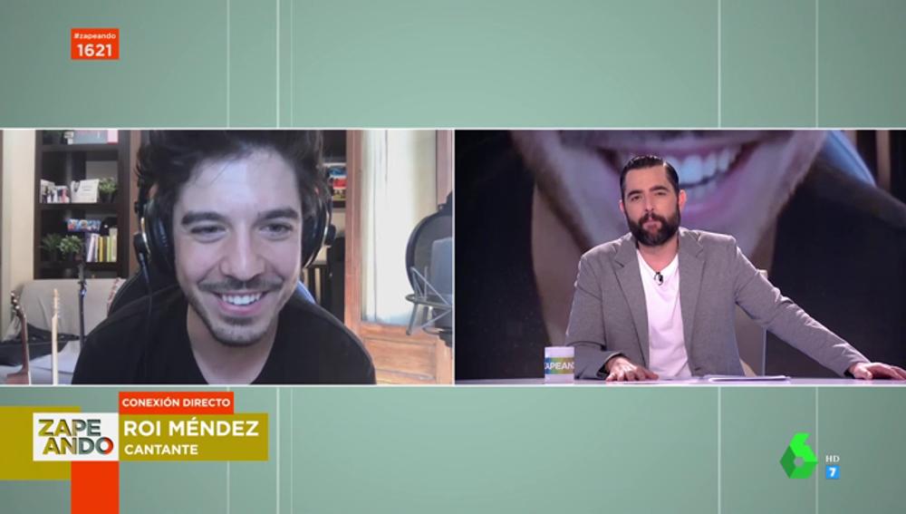 Roi Méndez confiesa que fue despedido del trabajo por presentarse al casting de OT