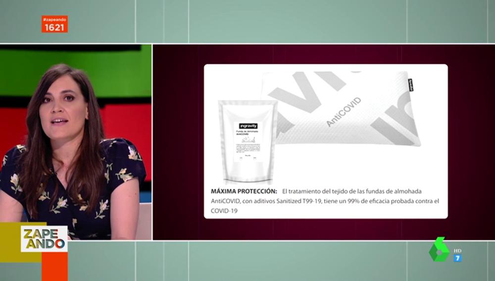 """Boticaria García advierte sobre el """"marketing pseudocientífico"""": """"Menos trastos innecesarios y más distancia y mascarillas"""""""