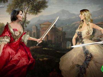 """Así ha sido el nuevo duelo entre la """"pimpinela socialista"""" y la marquesa de Casa Fuerte"""