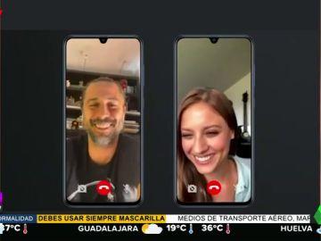 Hugo Silva y Michelle Jenner confirman que Lucas y Sara estarán en el regreso de 'Los hombres de Paco'