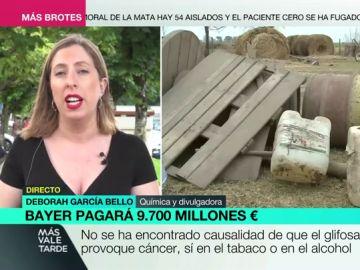 ¿Es cancerígeno el herbicida por el que Bayer pagará más de 10 millones de euros tras miles de demandas?