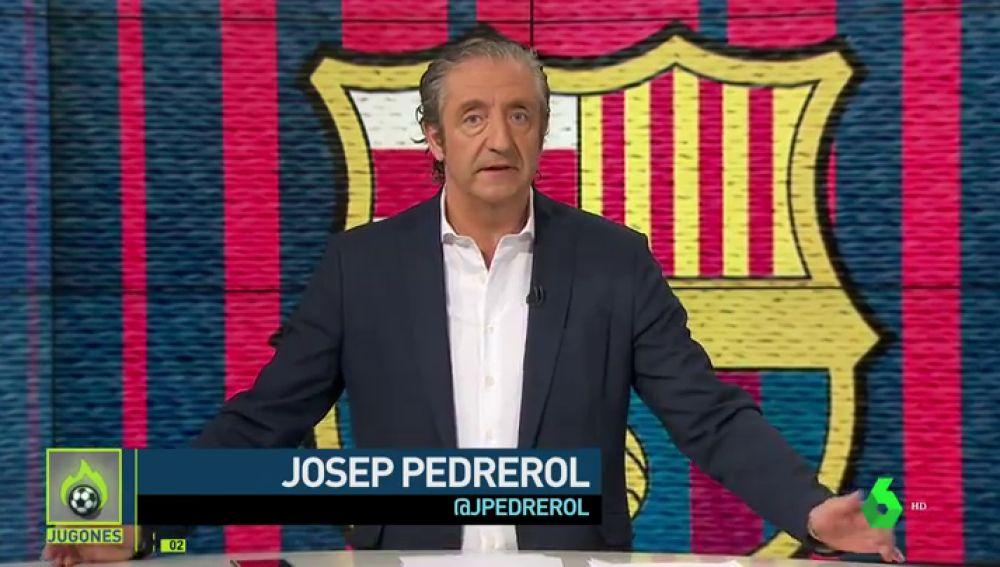 "Josep Pedrerol, tajante sobre la marcha de Arthur a la Juve: ""Era el nuevo Xavi... pero ni Xavi ni historias"""