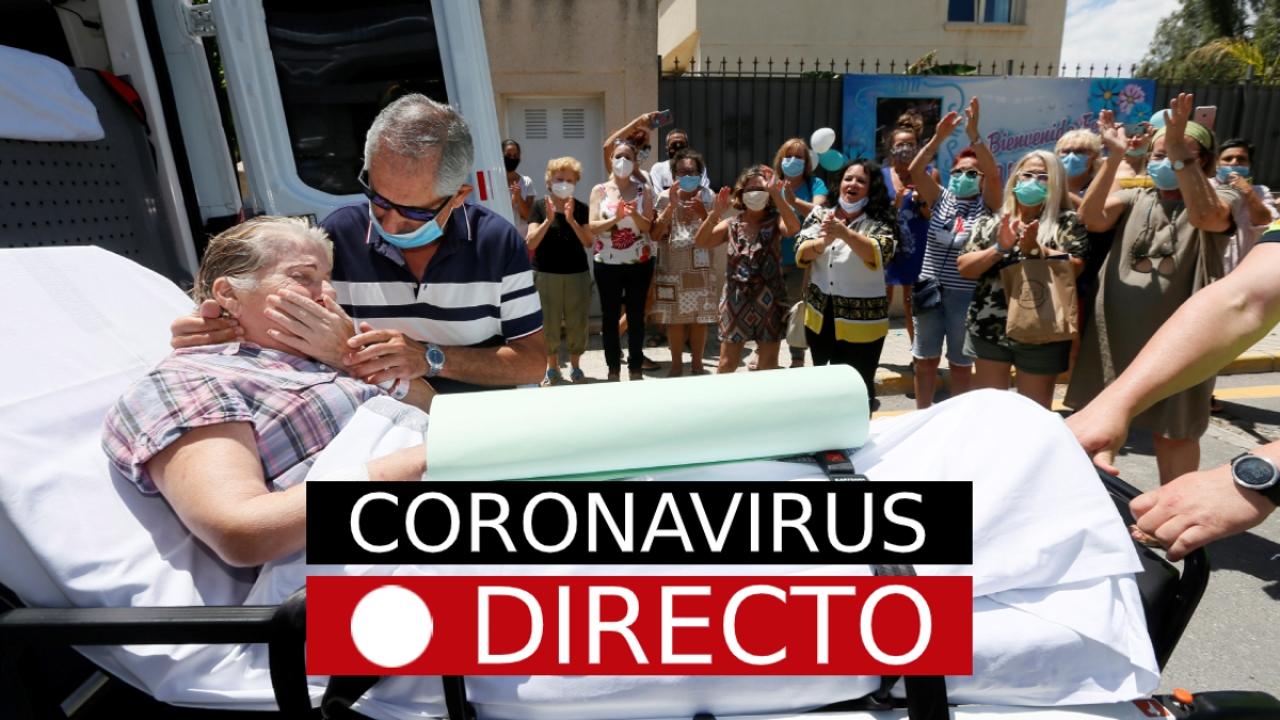 Coronavirus España hoy   Noticias de la nueva normalidad, casos, muertos y rebrotes, en directo