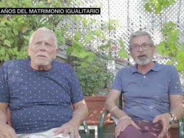 El matrimonio homosexual cumple 15 años