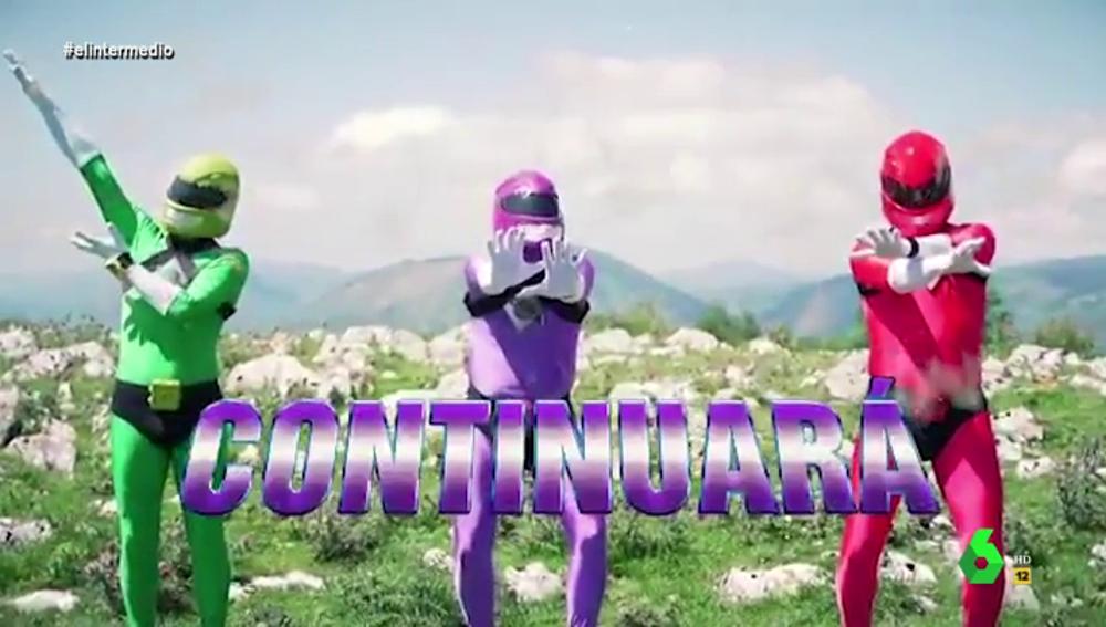 """Dani Mateo reacciona al vídeo electoral de Podemos con los Power Rangers: """"¿Arañará votos o hará que la gente se arañe un ojo viéndolo?"""""""