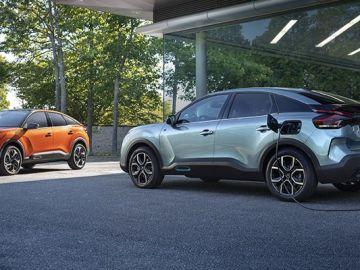Los nuevos vehículos eléctricos fabricados por Citroën