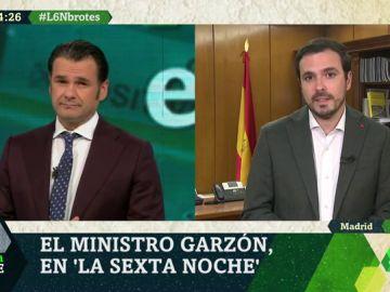 """Garzón: """"¿Por qué un camarero cobra tan poco en España y uno de Alemania tanto? No es porque seamos vagos"""""""