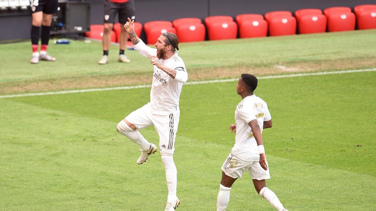 Athletic Club Bilbao - Real Madrid: resultado del partido de fútbol de hoy de LaLiga Santander, en directo