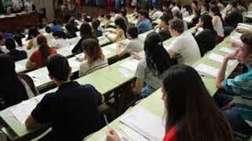 Más de 7.000 estudiantes se presentan este año a la EvAU