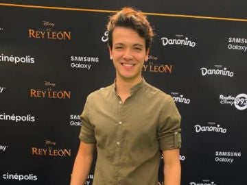 El actor de Disney Channel Sebastian Athié
