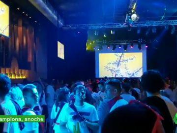 pamplona discoteca