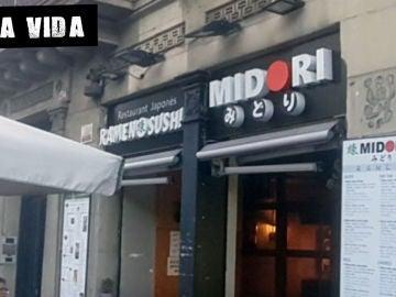 Restaurante Midori