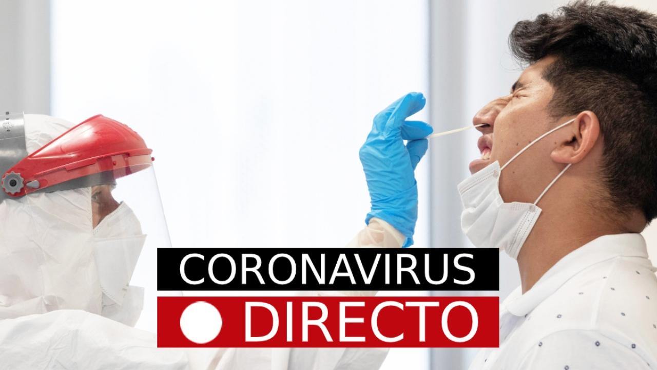 Coronavirus España hoy: Noticias de última hora de los rebrotes y nuevos casos, en directo